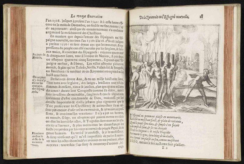 <em>Le miroir de la tyrannie Espagnole perpetree aux Indes Occidentales</em>