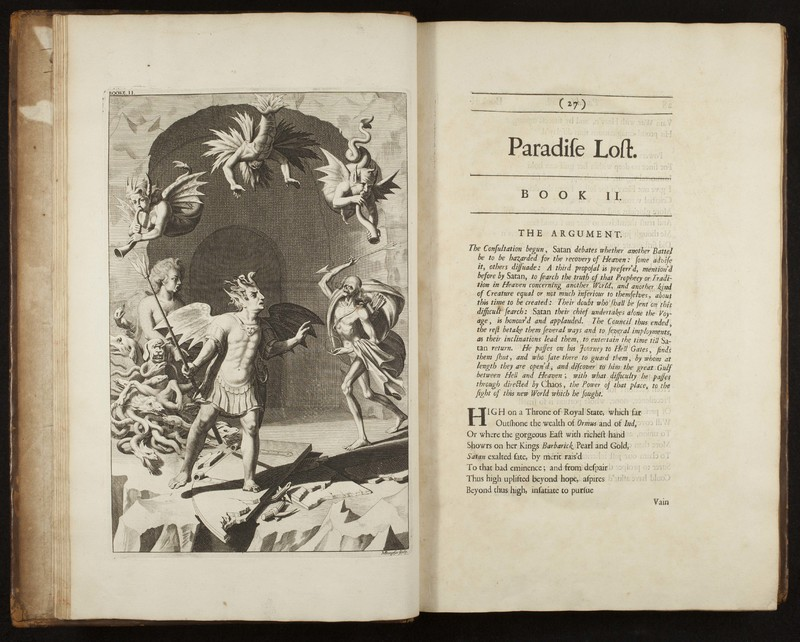 <em>Paradise Lost. A Poem in Twelve Books</em>