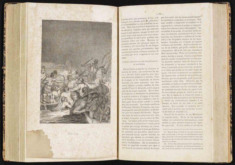 <em>Historia antigua de México y de su conquista</em>