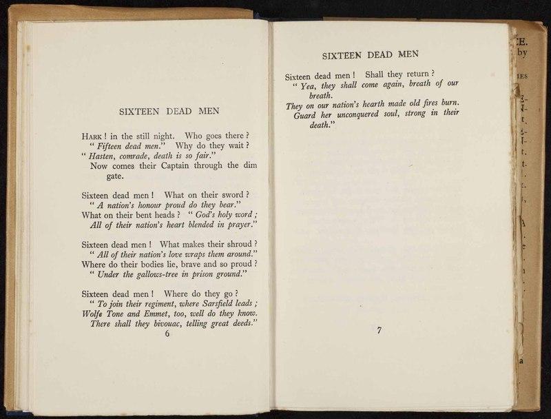 <em>The Tricolour: Poems of the Irish Revolution</em>