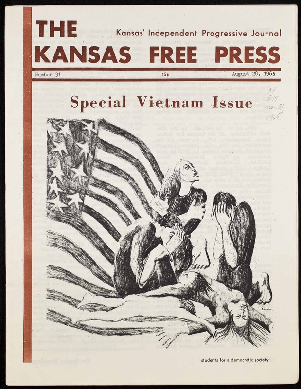 The Kansas free press