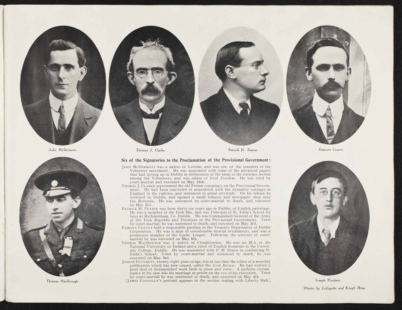 """<em>The """"Sinn Fein"""" Revolt Illustrated</em>"""