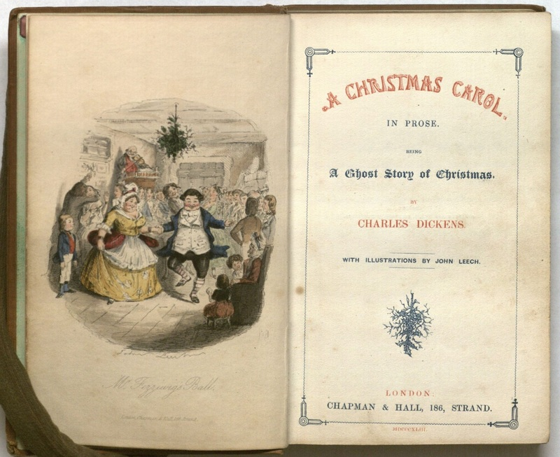 <em>A Christmas Carol: in Prose: Being a Ghost Story of Christmas</em>