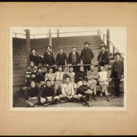 Team at McCook Field, circa 1898.