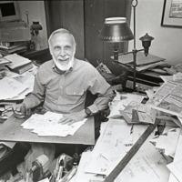 Paul Coker, Jayhawk Artist