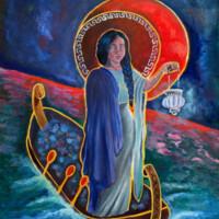 Persephone Leaving the Underworld