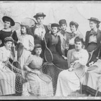 Tennis Club, 1892