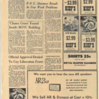 Hope Nominations Due Friday UDK Sept 9 1970