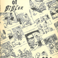"<span style=""text-decoration: underline;"">The Best of Bibler</span><span style=""text-decoration: underline;"">: A Collection of the Most Famous Cartoons Drawn By Richard Bibler</span>, 1954"