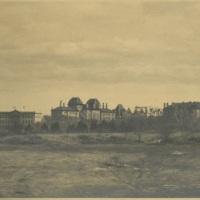 Campus panorama, 1905