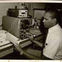 Michael G. Shinn, General Electric, Lamp Division, 1966.