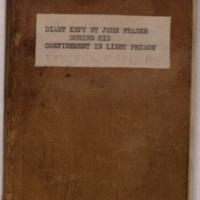 Fraser's Civil War diary.