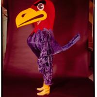 Jayhawk mascot, 1960s