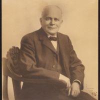 Chancellor Francis H. Snow