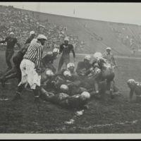 Muddy game, 1947