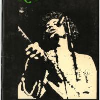 1971 Jayhawker Performing Arts Book