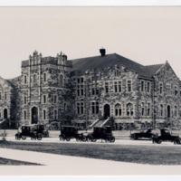Old Robinson Gymnasium