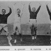 1933-34 Cheerleaders