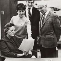 Emily Taylor and Raymond Schwegler