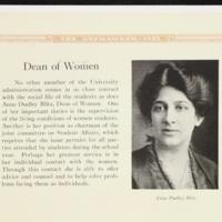 Anne Dudley Blitz