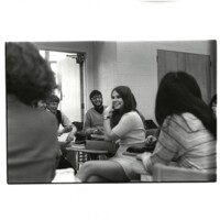 Photo of students in class 1970