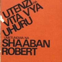 Utenzi wa vita vya uhuru, 1939 hata 1945 [Poem of the war of freedom, 1939 to 1945]