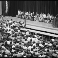 Convocation in Hoch Auditorium, May 7 1970