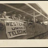 Press Box, 1920s