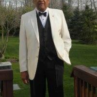 Michael G. Shinn, Kappa Alpha Psi jacket for 50 years of service.