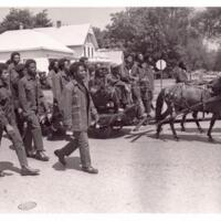 Dowdell Funeral Procession