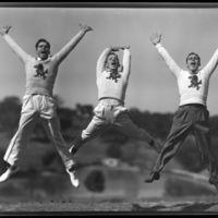 1938-39 Cheerleaders