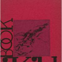 1971 Jayhawker KU Book