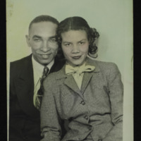L.K. and Rosie Hughes, no date.