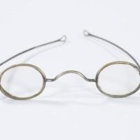 Chancellor Fraser's Civil War era glasses