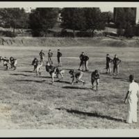 Scrimmage, 1930
