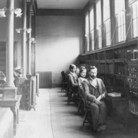 Spooner Library Reference Division
