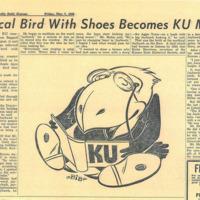 Bibler Jayhawk from the UDK, November 7, 1958