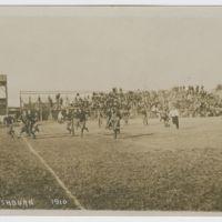 KU vs. Washburn, 1910