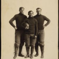 "The ""Invincible Trio,"" 1905."