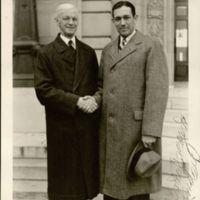 Chancellors Lindley and Malott