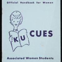 KU Cues: Official handbook for Women
