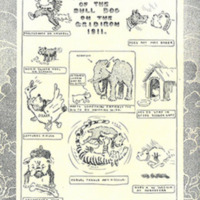 Bull Dog Adventures, 1912 <em>Jayhawker Yearbook</em>