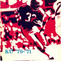 1971 Jayhawker Sports Book