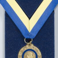 Paul Harris Fellow-Rotary International medal and pin