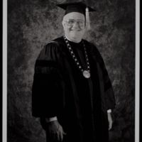 Chancellor Robert Hemenway's Inauguration Portrait