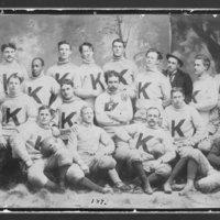 1893 Football Team