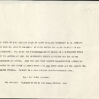 Announcement confirming that the Gay Liberation dance sponsored by the Women's Coalition would be held despite opposition, Oct. 1, 1971