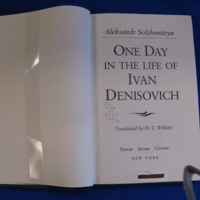 Solzhenitsyn, Aleksandr S.