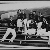 Cheerleaders, 1950-51
