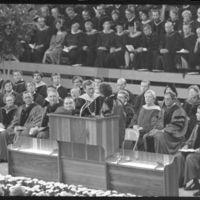 Chancellor Budig Inauguration Address